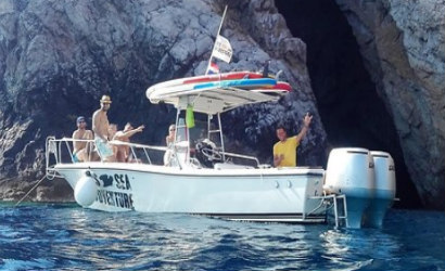 Vis island tour from Milna Vis