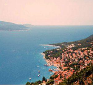 Brac island destination