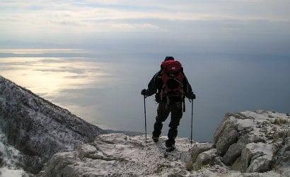Biokovo hiking