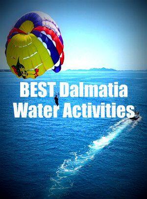 Sea water activities