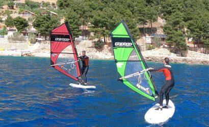 Windsurfing Bola Brac