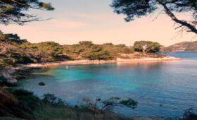 Lastovo island the last paradise