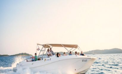 Blue cave tour by speed boat from Split