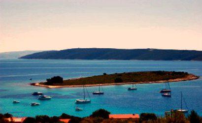 Blue Lagoon Drvenik island