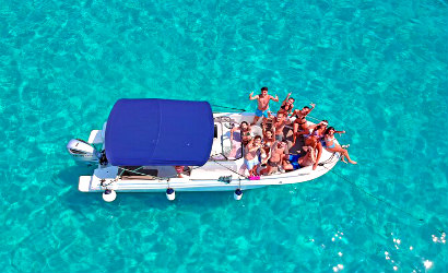Speedboat tour from Trogir